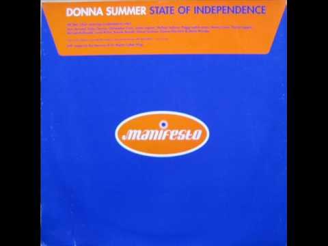 STATE OF INDEPENDENCE (MURK CLUB MIX) - DONNA SUMMER.wmv