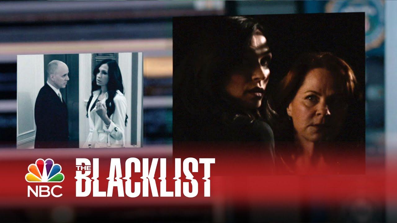 Blacklist Katarina Rostova