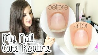 My Nail Care Routine || KELLI MARISSA