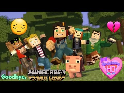 Minecraft: Story Mode is Disappearing Forever... Download the Episodes NOW!