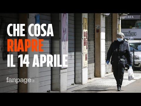 Che cosa riapre domani 14 aprile 2020: le fabbriche e i negozi che tornano operativi