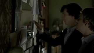 Шерлок BBC [Украiньска озвучка] s1e2