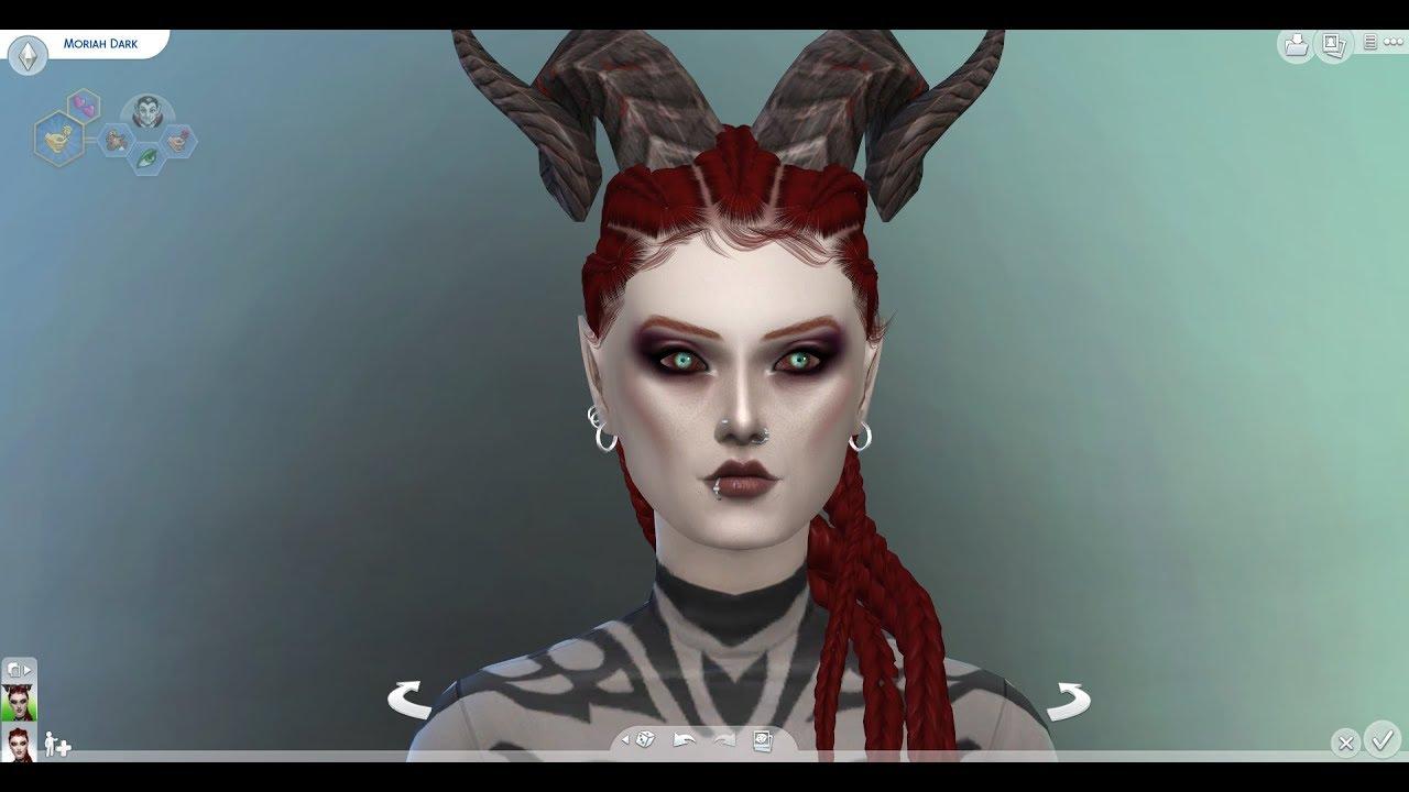 Sims 4 Demon Mods