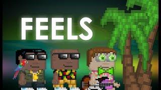 Feels - Calvin Harris ft Pharrell, Katy, Sean GROWTOPIA
