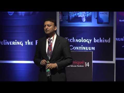 Communique'14  Day 1 Session 2Tarun Sharma