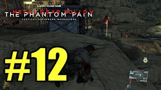 Midnight Sabotage - Metal Gear Solid 5 The Phantom Pain #12