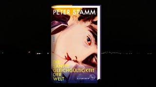 Peter Stamm liest mit Schauspielerin Odine Johne aus ›Die sanfte Gleichgültigkeit der Welt‹