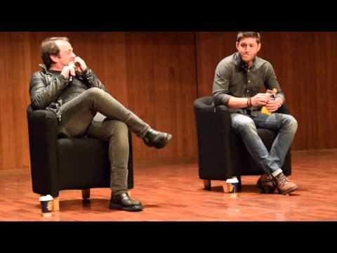 Jensen Ackles vs Vegemite Chocolate