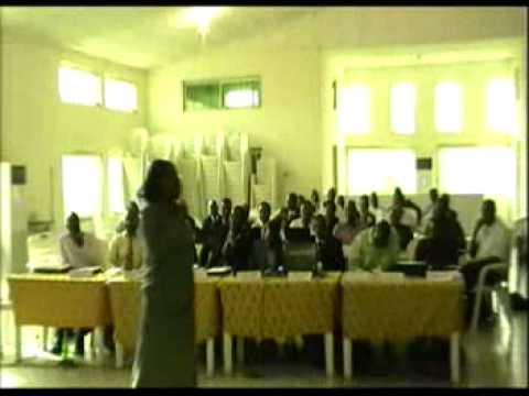 2009 conference (Barrister Titi Adegbile - Church Administrators And Office Legal Matters)