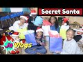 Secret Santa Gift Exchange | Five Below | Vlogmas Day 16 | 2017 | JaVlogs