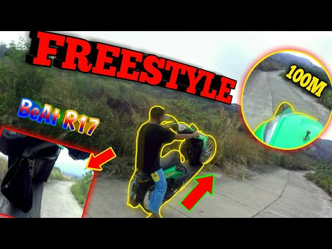 #MV11 FREESTYLE BEAT R17 BAN CACING | Fikri Kasep