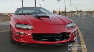 Waking up a 4th Gen F-Body Camaro with TCI