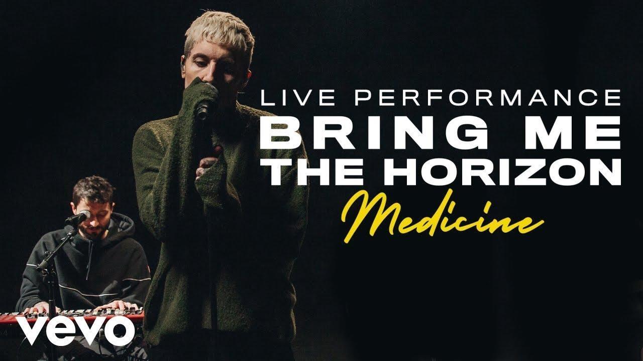 Bring Me The Horizon - medicine (Live) | Vevo Official Performance