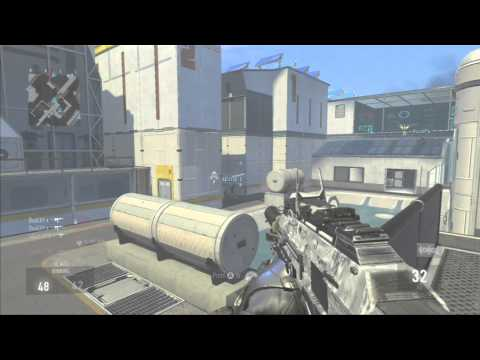 """Call of Duty Advance Warfare Gameplay on Solar """"the turn up is real"""""""