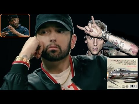 Eminem parla della rivalità con Machine Gun Kelly - Intervista Kamikaze Parte 2