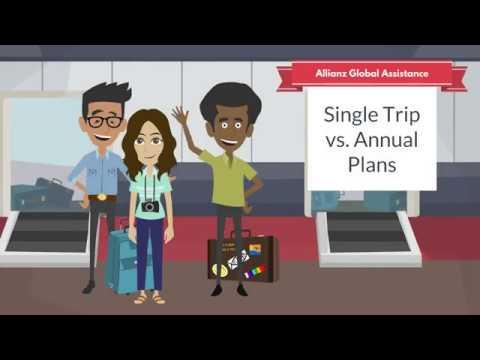Single Trip Insurance Vs. Annual Travel Insurance | Allianz Travel