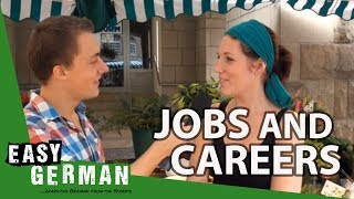 Easy German 18 - Jobs and careers