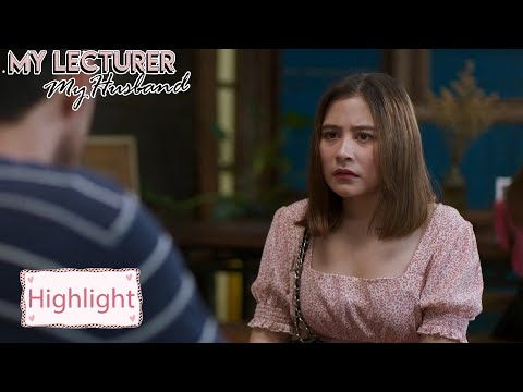 My Lecturer My Husband | Highlight EP01 Apa? Aku Dijodohkan Dengan Dosenku? | WeTV Original