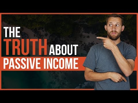The TRUTH About Online Passive Income - Is It Real?