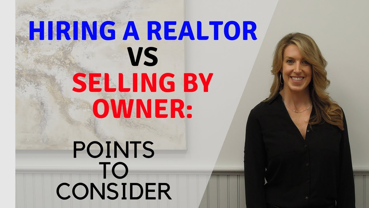 Should I Use A Realtor To Sell My House in NJ? Realtor vs FSBO | Call 973-887-2500