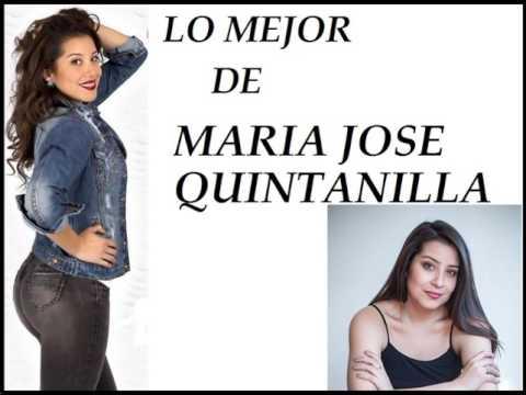 """MARIA JOSE QUINTANILLA GRANDES EXITOS """" LO MEJOR """""""