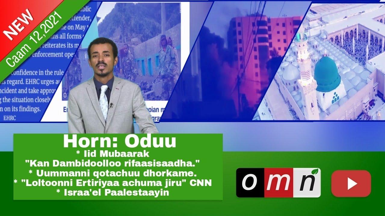 Download OMN Horn: Oduu Caamsaa (12, 2021)