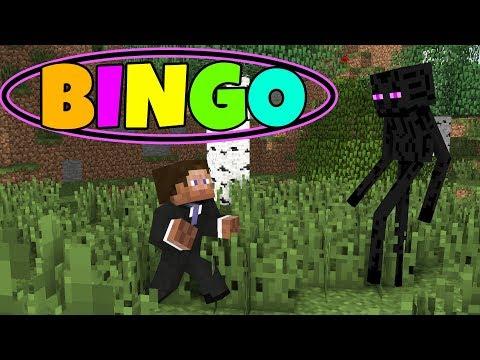 YOLO MED ENDERMAN | Minecraft Bingo med ChrisWhippit & figgehn