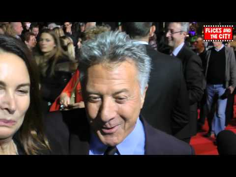 Dustin Hoffman Interview on sex & waiting to become a director