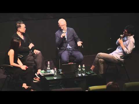 [56th Venice Biennale Talk Series #1] On the Infinite Nothing 虛無以外