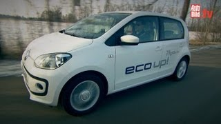 VW Eco-Up  - Fahrbericht