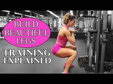Supersets For Lean Legs | Volume Workout | Cardio & Tone