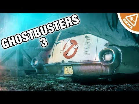 Hammer - Ghostbusters 3 Coming Next Year
