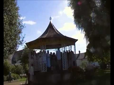 The Singing Club at Chepstow Bandstand