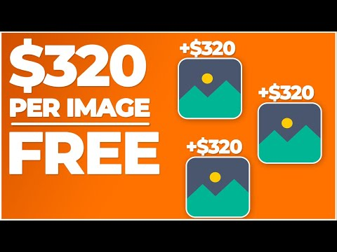 Earn $1000 Per Day Copy Pasting Photos For FREE (Make Money Online 2021)
