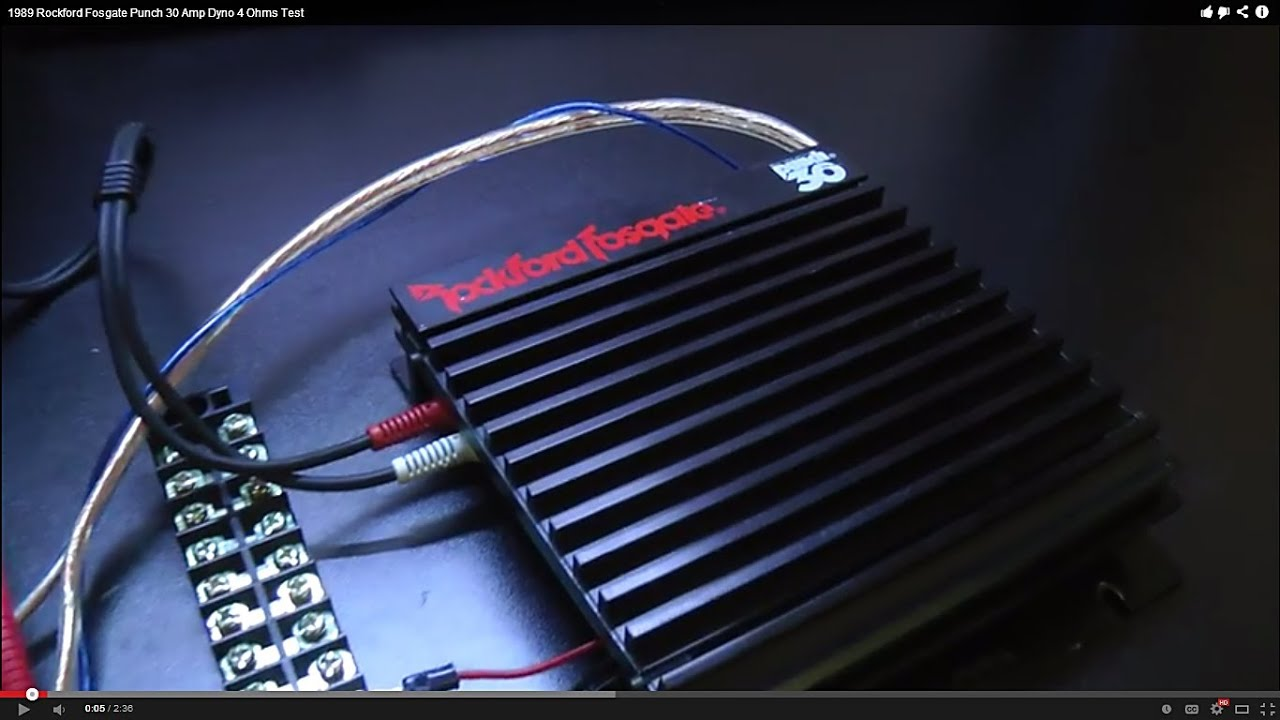maxresdefault 1989 rockford fosgate punch 30 amp dyno 4 ohms test youtube rockford fosgate punch 75hd wiring diagram at readyjetset.co