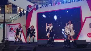 LADYBABY - Live Performance 3 ( Sanpai ! Gosyuin Girl) @ Japan Expo Malaysia 2018 (29/07/2018)