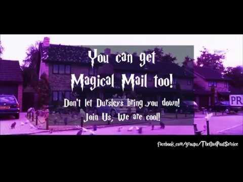 The Owl Post Service | A Harry Potter Pen-pals Group