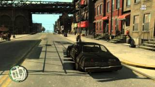 GTA IV Ultra settings Gameplay [ HD7850 ]