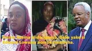 """Fatma aliyesingizia ni mtoto wa Lowassa, mbele ya MAKONDA akiri ni UONGO adai """"kutumika kisiasa"""""""