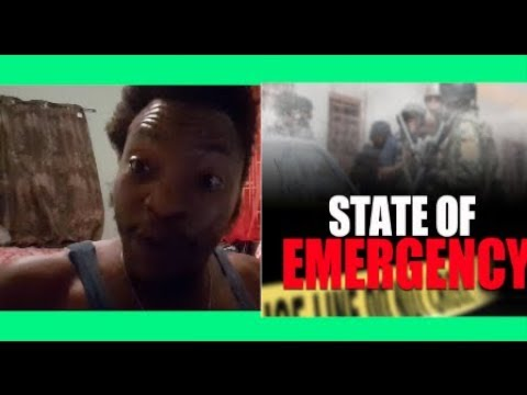Prime Minister Declares State Of Emergency In St James