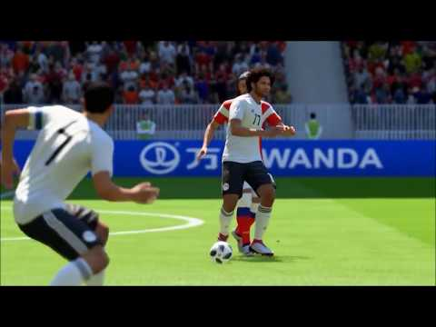 LIVE FIFA World Cup 2018 Russia 3 vs 1 Egypt FULL TIME