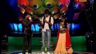 Siva Karthikeyan's performance in Jodi No 1 Season 4