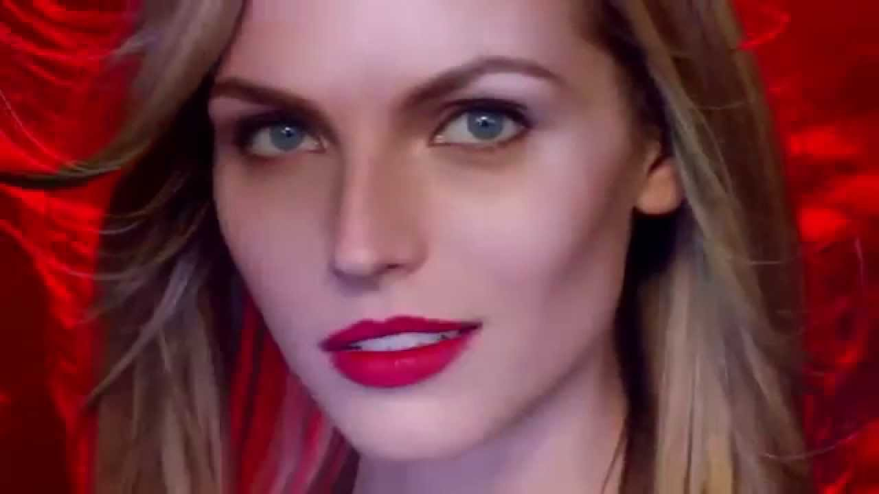 Elizabeth Arden Always Red Fragrance Tv Commercial Winter 2015