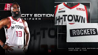 Houston rocket city edition uniform#jamesharden#houstonrockets#nbauniformpls. support our channel. like and subscribe.#onelove