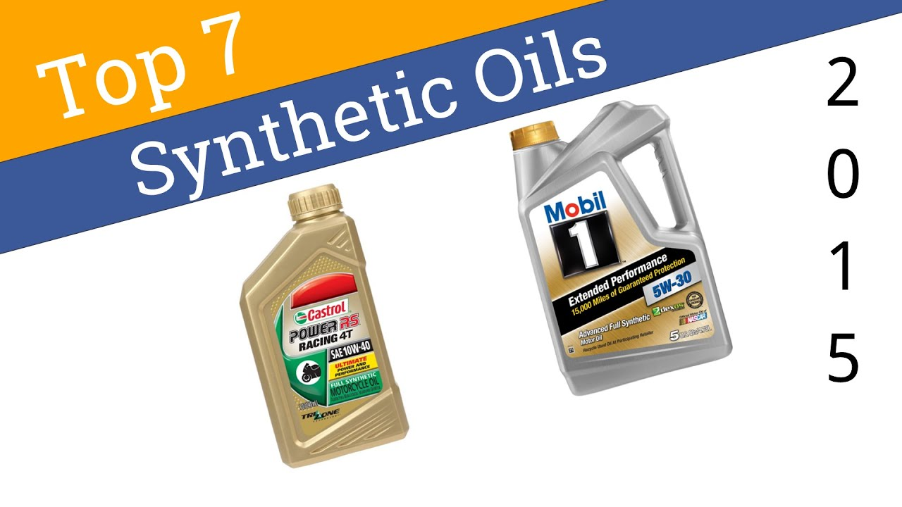 Best Synthetic Motor Oil 2018 2019 Car Release And Reviews