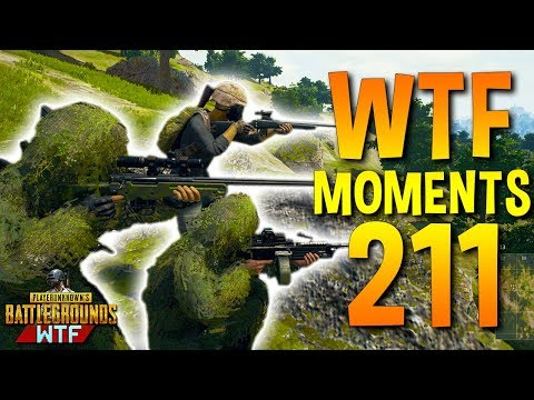 PUBG Daily Funny WTF Moments Highlights Ep 211 (playerunknown\'s battlegrounds Plays)