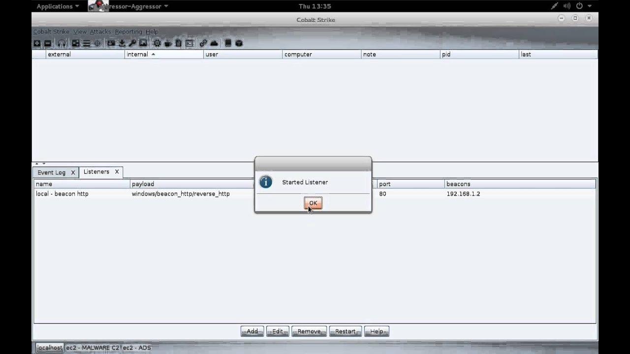 PowerShell Web Delivery - Cobalt Strike