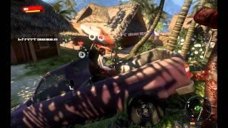 Dead Island: 4 Player Coop Gameplay - Episode 1