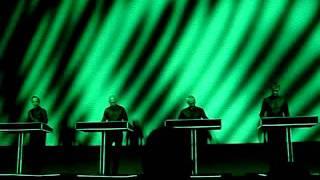 Kraftwerk: Planet der Visionen (München 12. Oct 2011)