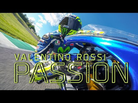 GoPro: Valentino Rossi - Passion - MotoGP™ World Champion